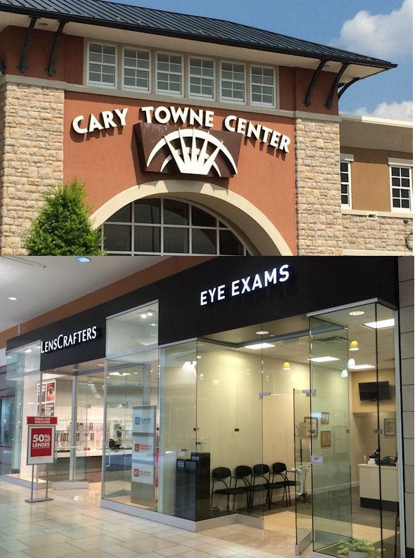 Cary Location