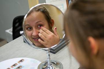Las Colinas Vision Center - Kids Contact Lens Exam 1