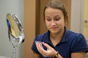 Las Colinas Vision Center - Kids Contact Lens Exam 4