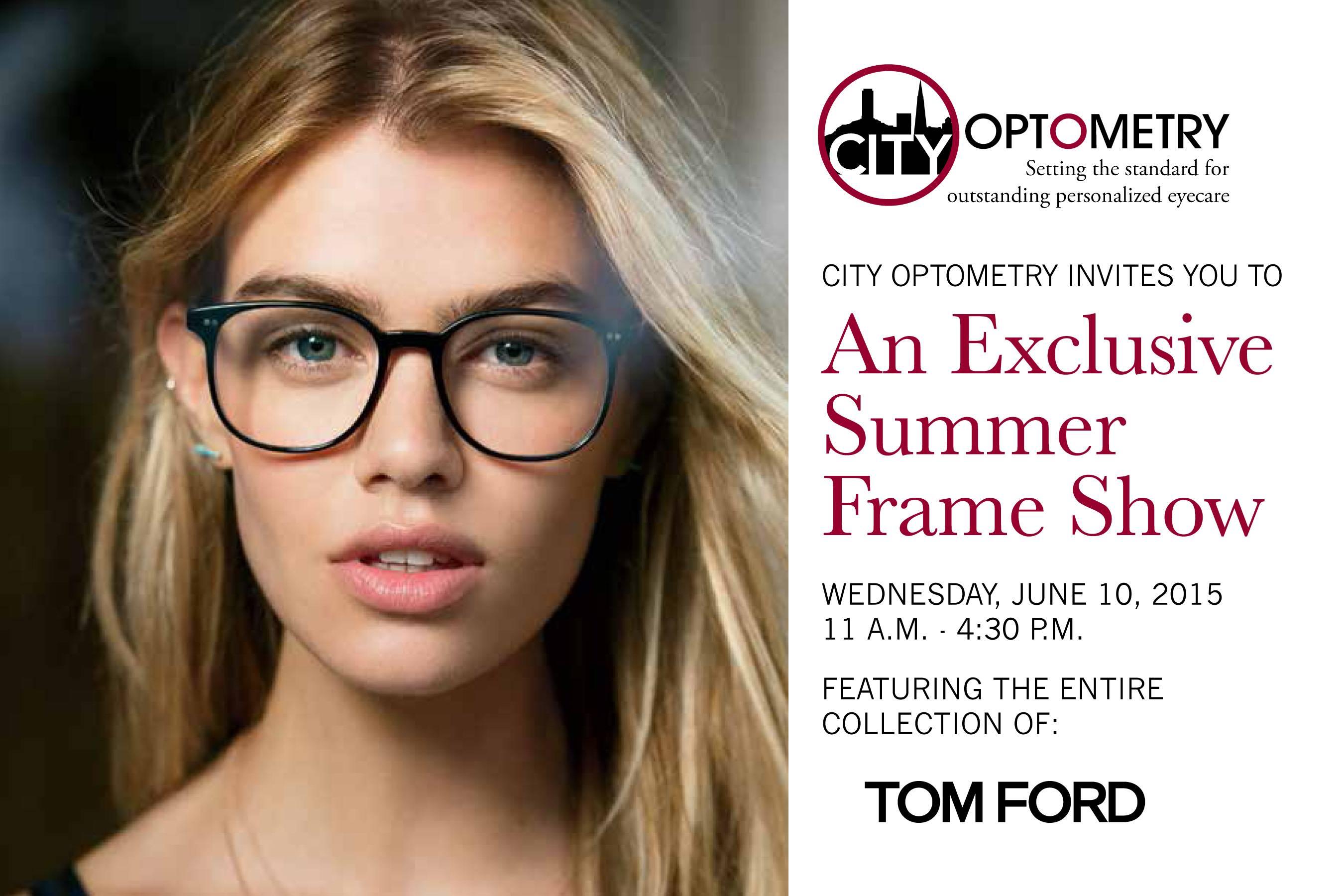 Summer 2015 Frame SHow