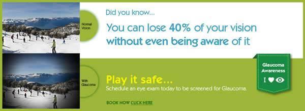 Glaucoma Prevention