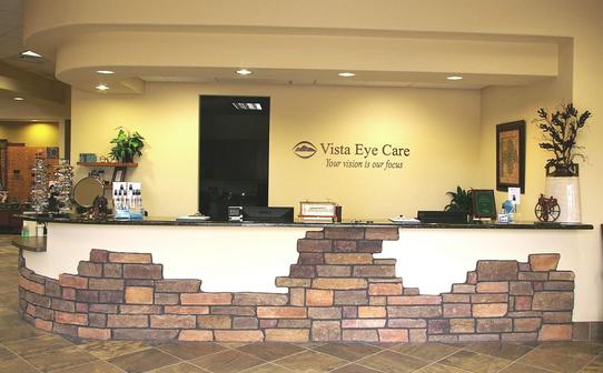 vista eye care clinic