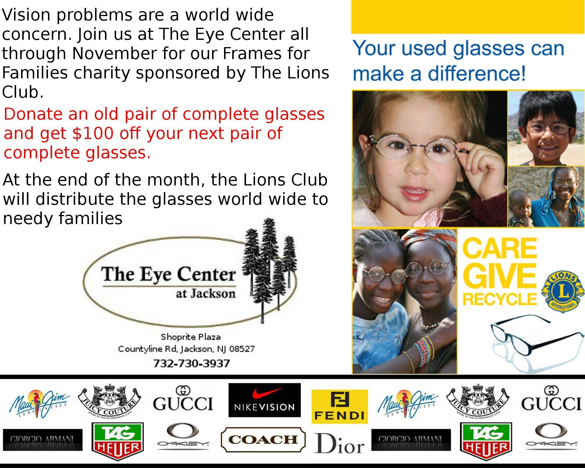 frames for families humanitarian version
