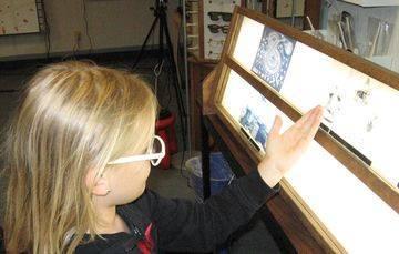 Vectogram at Boulder Valley Vision Therapy