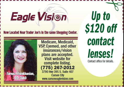 eaglevision march promo 2 rs