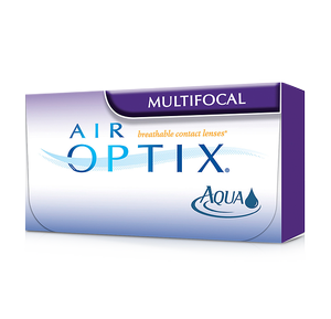 AIR OPTIX AQUA Multifocal BOX1