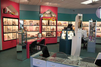Our optical provides eyewear in Lake Forest.