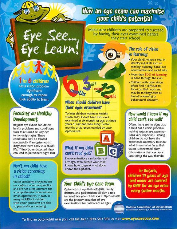 Eye See…I Learn Program Comes To Bolton