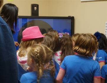 Girl Guides Vision Therapy
