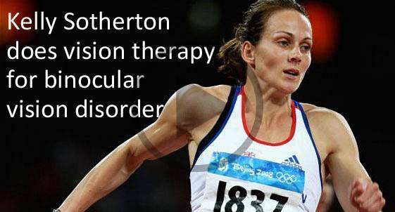 Kelly Sotherton Binocular Vision Therapy