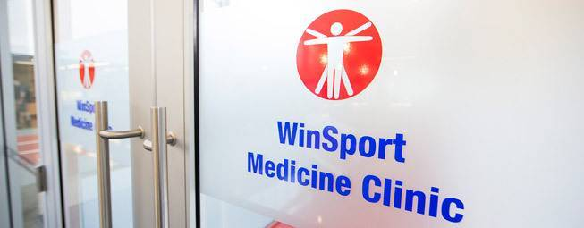 Winsport Vision Exam