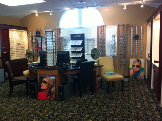 optometrist enfield CT