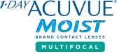 acuvue moist multifocal contacts