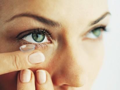Astigmatism Contact Lenses optometrist fairfax va
