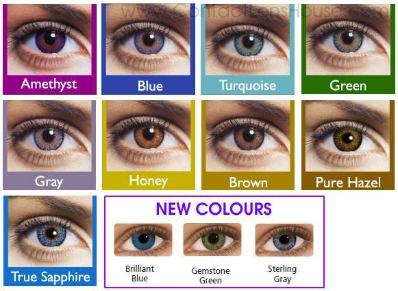 freshlook colored contact lenses optometrist fairfax va