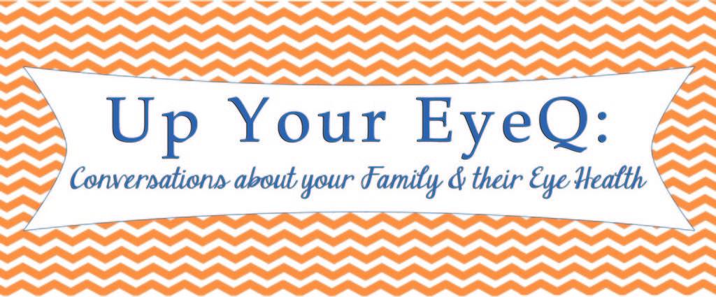 Up your EyeQ logo
