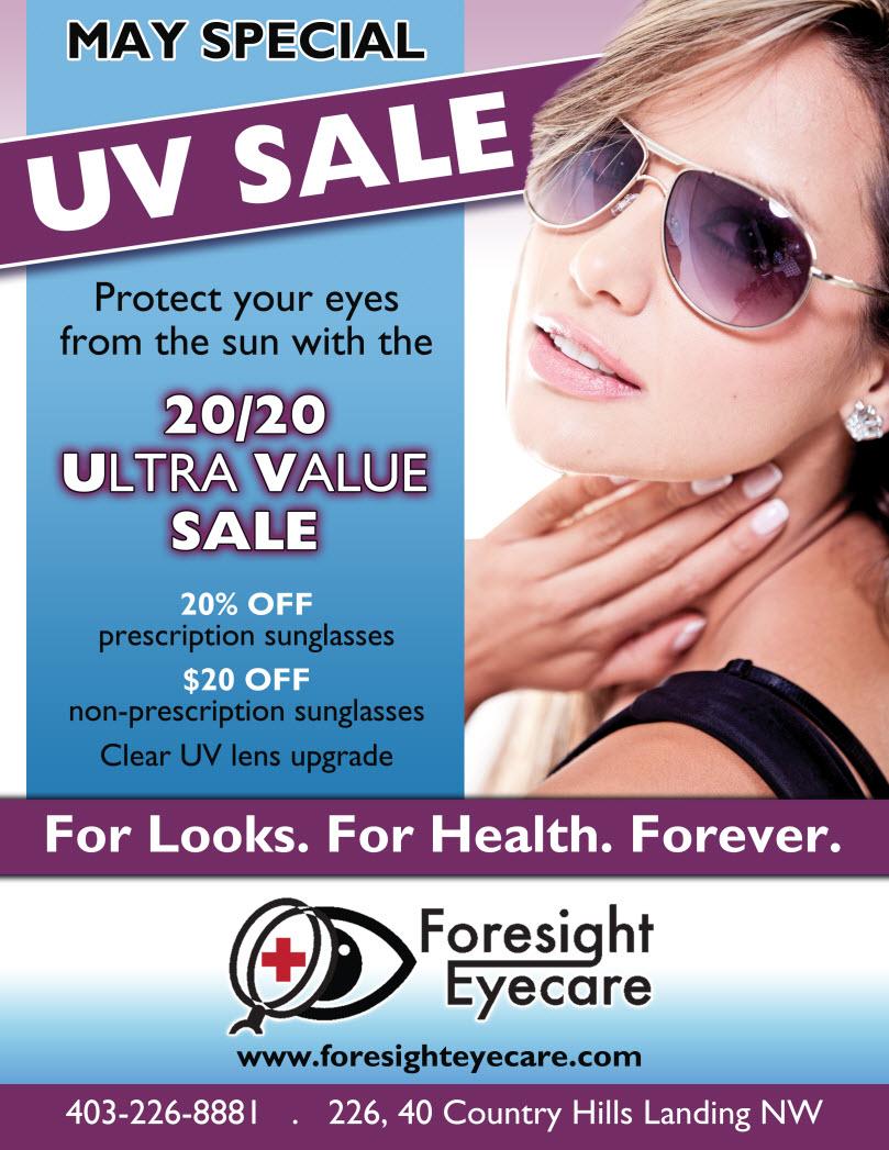 Foresight UV Ad lg