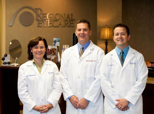 optometric staff in OFallon and Wentzville